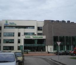 GRAND SPA Lietuva Ārstniecības iestādes