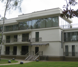 Apartamentų pastatas 820 m2
