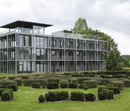 VU Botanikos sodo žaliasis pastatas