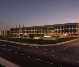 Apranga administracinės, sandėliavimo ir gamybinės paskirties pastatas, Vilnius