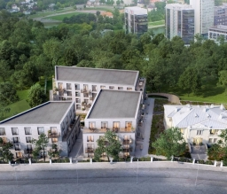 Daugiabučių gyvenamųjų namų kvartalas, Vilnius