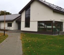 Dubysos regioninio parko lankytojų centras