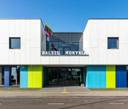 Balsių pradinė mokykla, Vilnius