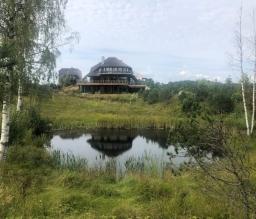 Vienbutis gyvenamasis namas, Latvija