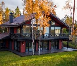 Vienistabas dzīvojamā māja, Latvija
