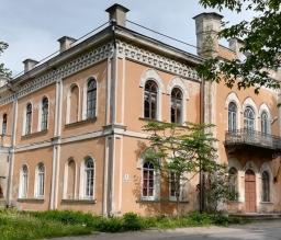 Glitiškių dvaras, Vilniaus r.
