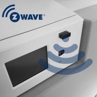 Rekuperatoriaus Flair 325 bevielio ryšio Z-Wave adapteris